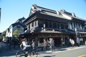 Kawagoe, Kurazukuri, Kashiya, Edo Period, Saitama